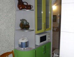 Кухня радиусная
